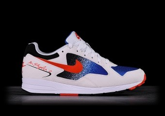 NIKE AIR SKYLON II WHITE ORANGE BLUE