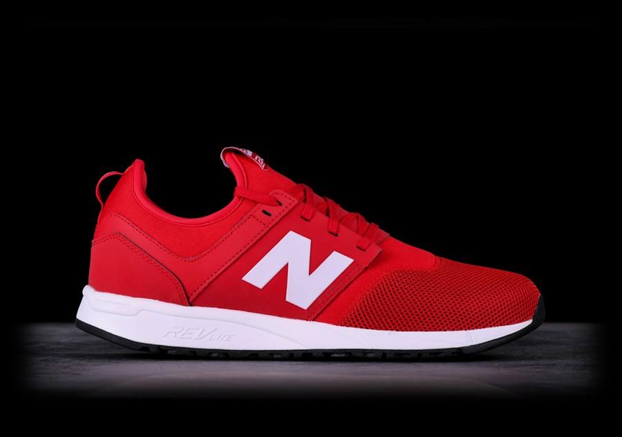 NEW BALANCE 247 RED price €65.00 | Basketzone.net