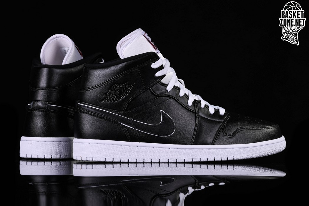 official photos 53787 2dfd1 NIKE AIR JORDAN 1 RETRO MID SE MAYBE I DESTROYED THE GAME