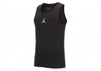NIKE AIR JORDAN 23 ALPHA BUZZER BEATER TANK BLACK