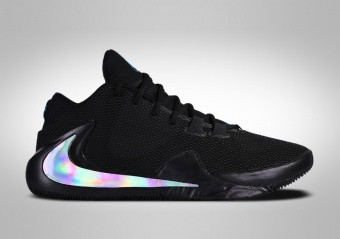 NIKE ZOOM FREAK 1 BLACK IRIDESCENT