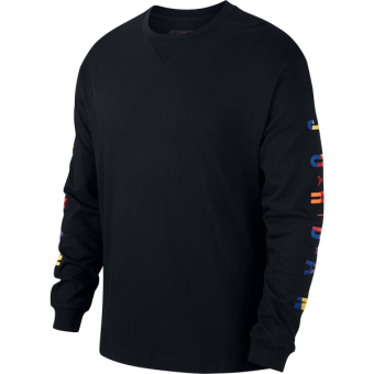 AIR JORDAN RIVALS  CREW LONG SLEEVE TEE