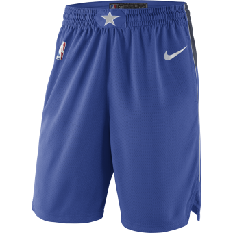 NIKE NBA DALLAS MAVERICKS SWINGMAN ROAD SHORTS