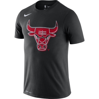 NIKE NBA CHICAGO BULLS LOGO TEE