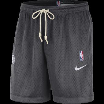 NIKE NBA BROOKLYN NETS STANDARD ISSUE REVERSIBLE SHORTS