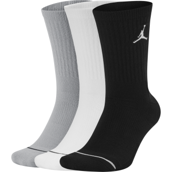 JORDAN JUMPMAN CREW 3PACK SOCKS