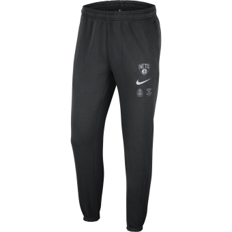 NIKE NBA BROOKLYN NETS COURTSIDE FLEECE PANTS