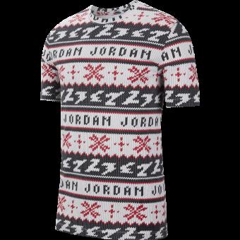 JORDAN UGLY SWEATER CHRISTMAS CREW TEE