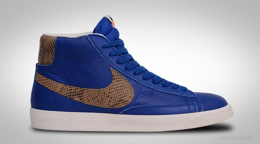 promo code 43141 64a89 NIKE BLAZER MID GAME ROYAL SNAKE PACK