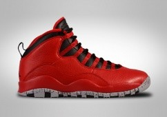 NIKE AIR JORDAN 10 RETRO BULLS OVER BROADWAY