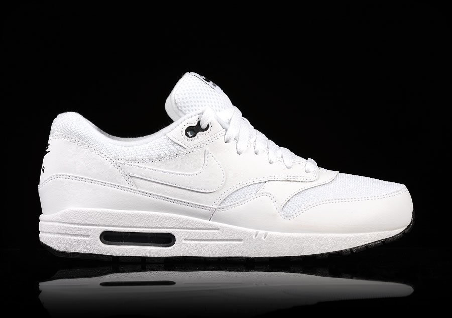 pretty nice ca1ba 9a67e ... NIKE AIR MAX 1 3808e76 ESSENTIAL WHITE BLACK e7712580 ...