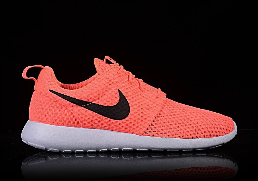 outlet store 9b2c6 8e9a4 NIKE ROSHE ONE BR HOT LAVA