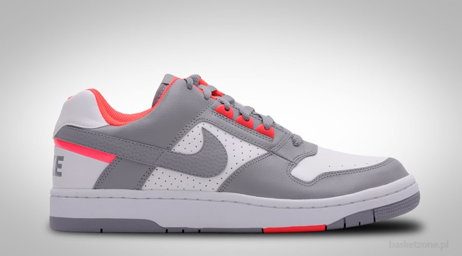 NIKE DELTA FORCE LOW SI GREY SWOOSH
